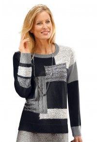 Sweater Knitting Patterns, Lace Knitting, Knitting Designs, Knit Patterns, Gilet Crochet, Crochet Shirt, Knit Crochet, Recycled Sweaters, Knit Fashion