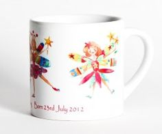 Child's Cup, Fairy Dance