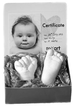 You can buy these sets online in many places and donate 3d baby hands and feet sculptures using belly art diy baby hands and feet casting kit looks kinda freaky solutioingenieria Gallery