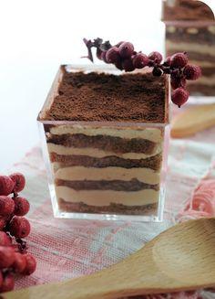 Layered #Tiramisu. #sweet #dessert