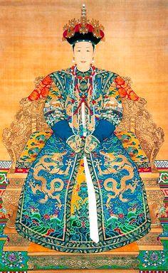 Empress Xiaogongren (1660-1723),Consort of Qing Emperor Kangxi