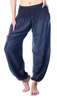 Keaac Women Strap Printed Bohemian Boho Loose Harem Jumpsuit Romper Wide Leg Pants