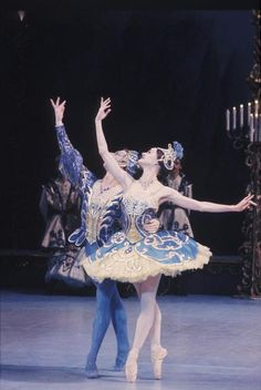 Bluebird  Florine - The Australian Ballet www.theworlddances.com/ #costumes #tutu #dance