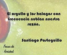 Frases de halago de Santiago Posteguillo