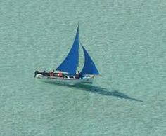 Mauritius Family sailing on their vacation