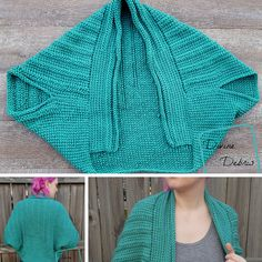 This Tunisian Crochet Shrug Pattern Is Super-Fun And So Relaxing! - Knit And Crochet Daily Crochet Afghans, Tunisian Crochet Patterns, Crochet Shrug Pattern, Crochet Shawl, Knit Crochet, Crochet Sweaters, Unique Crochet, Crochet Woman, Crochet Fashion