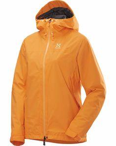 Haglöfs Lepus Jacket on Bluesign®-sertifioitu takki, jossa kaksikerroksinen Gore-Tex®. Sh. 329 euroa. #haglöfs