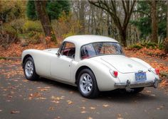 1959 MGA coupe Maintenance/restoration of old/vintage vehicles: the material for new cogs/casters/gears/pads could be cast polyamide which I (Cast polyamide) can produce. My contact: tatjana.alic@windowslive.com