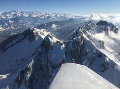 Etwas Abkühlung gefällig?  #alpenrundflug  #grimsel
