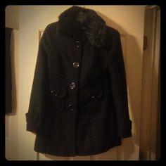 Fashion coat This jacket has never been worn. It looks really good! Jackets & Coats