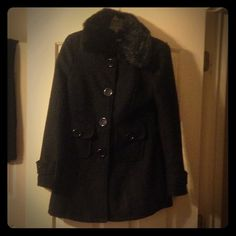 Fashion coat This jacket has never been worn. It looks really good! Jackets & Coats