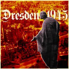 Dresden devastation / Zerfall 1945
