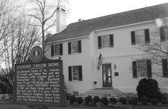 Zachary Taylor Home