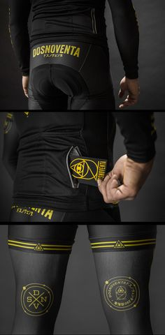 "dosnoventa — Dosnoventa ""classic2"" X-PRO RACE cyclist kit (jersey + shorts)"