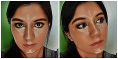 Cómo contornear e iluminar el rostro en 4 sencillos pasos