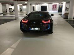 BMW i8 Testdrive in Hamburg