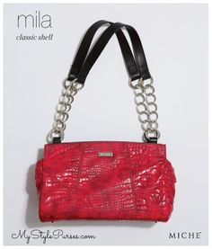 Miche Mila Classic Shell May 2013 from MyStylePurses.blogspot.com