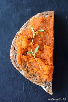 eintopf: pasta marchewkowa z ziołami