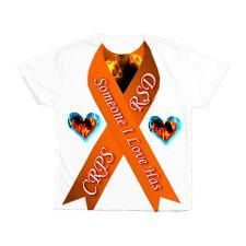 Someone I Love has CR Kid's All Over Print T-Shirt