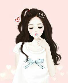 130 Best Korean Anime Images Paintings Drawings Female Drawing