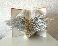 Hey, I found this really awesome Etsy listing at https://www.etsy.com/listing/208964850/book-art-sculpture-angel-heart$75 etsy love love this have to get