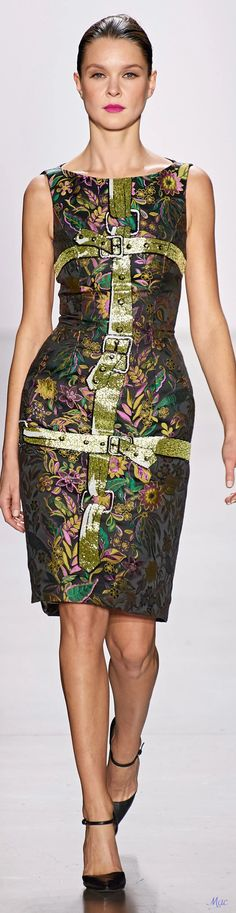 Dennis Basso, Fashion Labels, Glamour, Dress Collection, Peplum Dress, Fashion Beauty, Fashion Show, Women Wear, Vogue