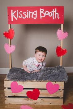 Valentines Photo Booth, Valentine Backdrop, Valentine Picture, Valentines Day Pictures, Valentine Decorations, First Valentines Day Baby, Puppy Valentines, Valentines For Boys, My Funny Valentine