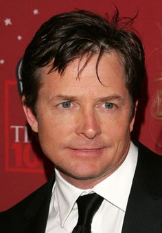 Michael J. Fox. The man is really an inspiration to live your life to the fullest and help others in any way you can. He has basically told Parkinson's Disease off.