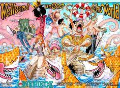 One Piece 703 (Español) por Shinshin Fansub - Manga Enlinea - MCAnime Beta