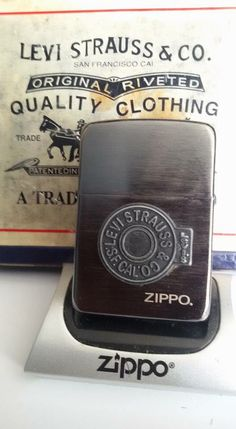 Zippo Lighters World Famous Zippo Windproof Lighters, Hand Warmers for gaming and outdoor enthusiasts, Candle and Utility Lighters, & More! Cool Lighters, Cigar Lighters, Levis Jean Jacket, Levis Jeans, Zippo Collection, Smoking Accessories, Zippo Lighter, Vintage Levis, Hand Warmers