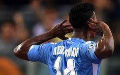 Keita regala alla Lazio la vittoria: adesso la Champions è più vicina Ottima prova della Lazio nel match di ieri sera all'Olimpico. biancocelesti hanno infatti sconfitto i tedeschi del Bayer Leverkusen per  1 a 0 grazie ad una rete realizzata a meno di una quarto d'ora #lazio #championsleague #preliminari