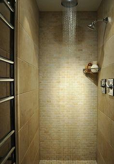 Do's & Don'ts in Bathroom Design: Fully Tiled Shower