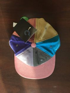 Nike Sean Wotherspoon Heritage -86 Quickstrike Cap Multicolor Hat Brand New  with  fashion   f5fe19d51595