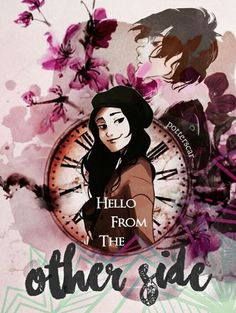 Oh My Gods, this is not okay. I played 'Hello' by Adelle and stared at this and was in tears before the second verse! | Bianca Di Angelo | Percy Jackson fan art|