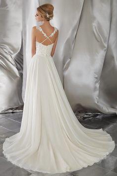 Wedding Dress Inspiration - Morilee by Madeline Gardner Voyagé Collection