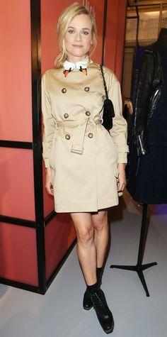 Diane Kruger in a sw