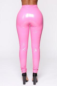Skinny Cargo Pants, Hot Pants, Biker Pants, Fashion Nova Pants, Leggings Fashion, Mustard Fashion, Vinyl Clothing, Latex Pants, Denim Joggers