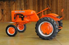 Early Allis-Chalmers Model B Tractor