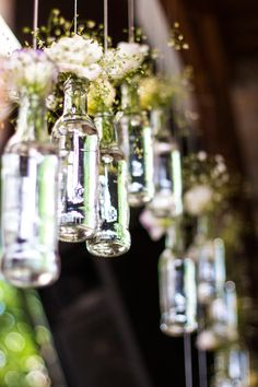 Mini wedding decoration