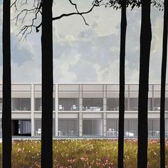 A Factory To Live In Piotr Gniewek_Warsaw University of Technology, Architecture and Urban Planning, Design Thesis Project Warsaw city as a…