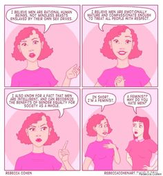 This Cartoon Shows Why We Still Need Feminism