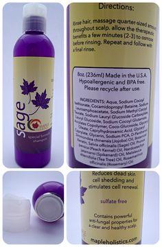Maple Holistics shampoo & massage oil samples are available again! 😃 http://www.freebiehunter.org/maple-holistics-free-sample