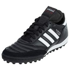 d8ab5b406774c0 adidas Men s Mundial Team Soccer Shoes (Black