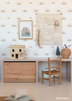 Baby Room Design, Baby Room Decor, Playroom Design, Kids Room Organization, Toddler Rooms, Toy Rooms, Stylish Home Decor, Home And Deco, Boho Room