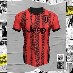 Juventus - Nike Football Kits concept Sport Shirt Design, Sports Jersey Design, New T Shirt Design, Sport T Shirt, Shirt Designs, Nike Football Kits, Soccer Kits, Football Jerseys, Football Dress
