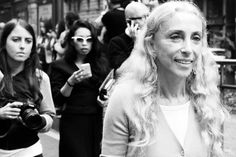 """The respect and care for the environment, sustainability and fair trade nowadays are features that cannot be separated from the fashion world, or at least, from those who wish to preserve also the ethic, and not just aesthetic, side of fashion."" - Franca Sozzani, the editor in chief of the Italian Vogue"