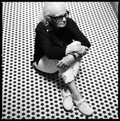"Lillian Bassman ""She changed fashion history, changed photography, and changed the way we see women,"" #art #photo"