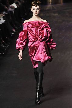 Christian Lacroix | Fall 2008 Ready-to-Wear Collection | Style.com