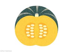 https://flic.kr/p/qF66oo | Pumpkin | Illustration for Orange Page magazine, March 2014 issue.