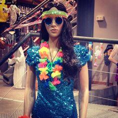 Disco fever! #disco #fancydress